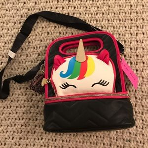 Betsey Johnson insulated tote